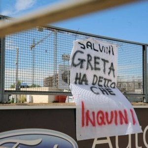 Salvini in Puglia. Mattinata a Lecce, stasera a Bari. Corteo antifascita in contemporanea