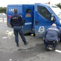 Tentarono assalto armato a un portavalori, 7 arresti tra Bari e Roma