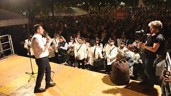 """Bari, il sindaco Decaro vuole la rielezione al primo turno: """"Possiamo farlo, datemi una spinta"""""""