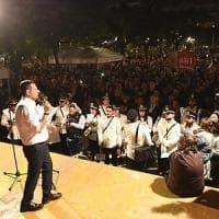 Bari, il sindaco Decaro vuole la rielezione al primo turno: