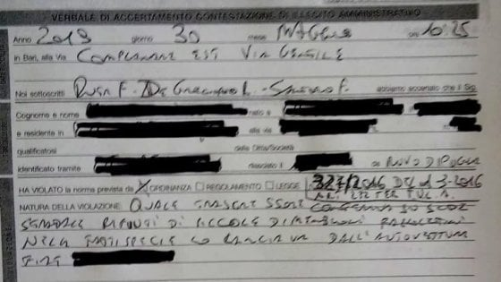 """""""Multa di 50 euro per chi getta rifiuti dal finestrino dell'auto"""": a Bari il sindaco Decaro lancia il gruppo anti degrado"""