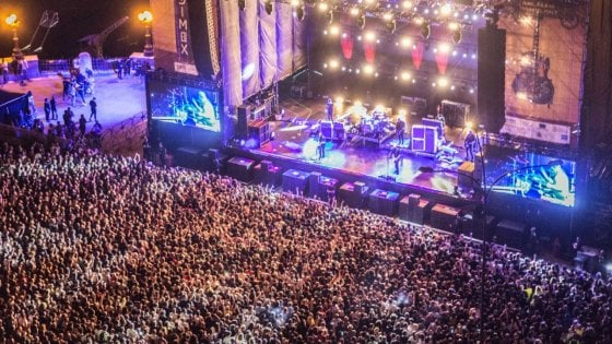 """Da Liam Gallagher a Patti Smith, il grande rock al Medimex di Taranto: """"Attese oltre 60mila persone"""""""