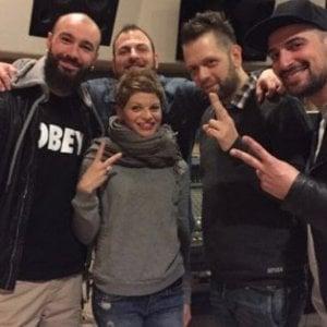 """""""Mambo salentino"""": Alessandra Amoroso e i Boomdabash prenotano l'hit dell'estate"""