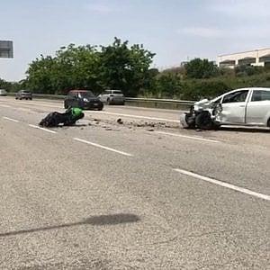 Foggia, ha fatto un'inversione sulla statale uccidendo un motoclista: arrestato 24enne
