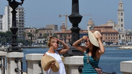 Meteo, weekend rovente in Puglia: previste punte di 38 gradi dal Gargano al Salento