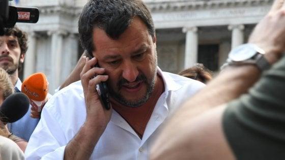 """Voto di scambio a Bari, Salvini chiede dettagli sull'inchiesta ma il procuratore li nega: """"C'è segreto"""""""