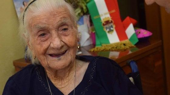 È morta a 116 anni Giuseppina Robucci: 'nonna Peppa' era la donna più anziana d'Europa