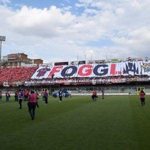 Calcio, il Foggia in vendita a 1 euro dopo la retrocessione in serie C e le inchieste