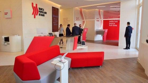 Banca popolare di Bari, iniziata nuova ispezione Bankitalia. L'istituto verso una fusione