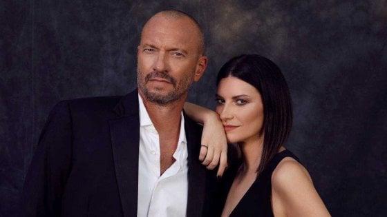 Laura Pausini e Biagio Antonacci al San Nicola: a Bari tutto pronto per il primo concerto del tour