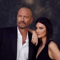 Laura Pausini e Biagio Antonacci al San Nicola: a Bari tutto pronto per