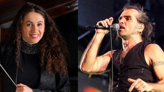 Piero Pelù sposa Gianna Fratta: matrimonio a Firenze tra il re del rock e la direttrice d'orchestra
