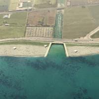 La passerella dei runner unisce le spiagge di Bari: da Pane e Pomodoro a Torre Quetta