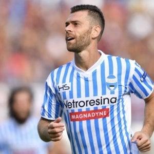 Calciomercato, colpo del Bari: preso dalla Spal il centravanti Mirco Antenucci