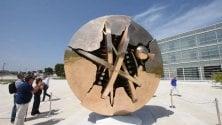 L'arte alla Regione ecco l'opera di Pomodoro