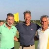 """Van Basten in Puglia con Tassotti e Donadoni: """"Come 3 bambini"""""""