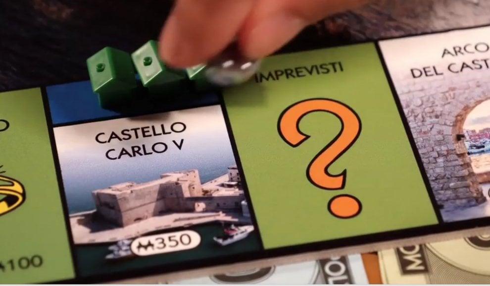 Arriva il nuovo Monopoly, il gioco da tavolo è ambientato davvero a Monopoli