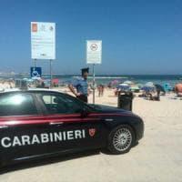 Bari, blitz contro il lavoro nero a Palese e Santo Spirito: multati due stabilimenti balneari
