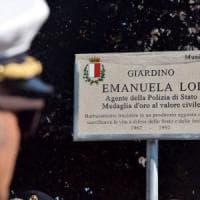 Bari, giardino intitolato a Emanuela Loi, l'agente di scorta morta nella strage di via D'Amelio