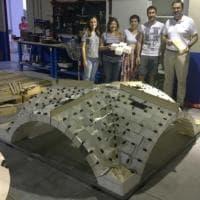 Terremoti, a Bitonto costruito un prototipo di volta antisismica
