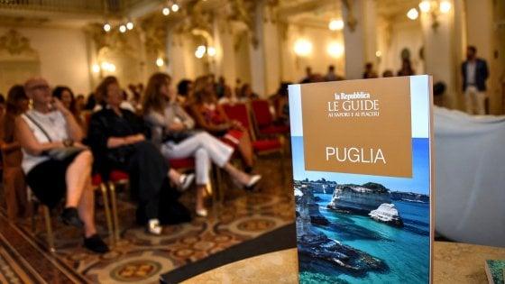 """Bari, presentata la 'Guida ai sapori e ai piaceri della Puglia': """"Repubblica vi accompagna alla ricerca del gusto"""""""