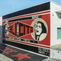 La street art nel Salento omaggia la grande musica italiana