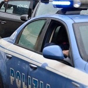 Lecce, litiga con convivente e spara dalla terrazza: arrestato
