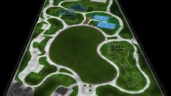 """Bari, nuova illuminazione per parco 2 Giugno: """"Più sicurezza, meno consumi"""""""