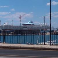 """Taranto, 2.000 crocieristi in città. Il sindaco Melucci: """"Finalmente possiamo mostrare la..."""