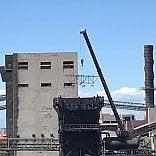"""ArcelorMittal Taranto,  allarme Usb """"Il capannone  dell'Acciaieria 1 a rischio  crollo per corrosione"""""""