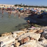 Bari, grave bimbo di 3 anni: ha rischiato di annegare dopo essere scivolato da uno scoglio