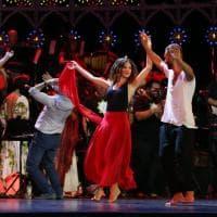 Notte della Taranta, lo spettacolo delle prove generali: balli, canti e orchestra