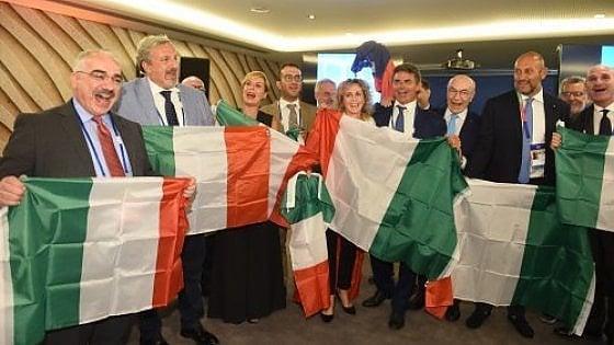 """A Taranto i Giochi del Mediterraneo del 2026. La felicità del sindaco Melucci: """"La città può ripartire"""""""