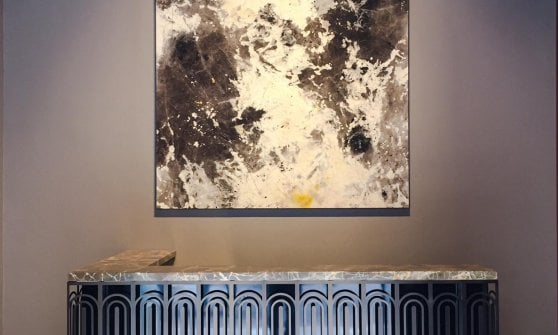 "Bari, il ristorante è una galleria d'arte: ""Qui la cultura è l'ingrediente principale"""