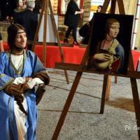 Da Monna Lisa alla Dama con l'ermellino, i ritratti di Leonardo hanno un volto umano