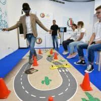 Fiera del Levante, dai simulatori virtuali alla classica Galleria delle Nazioni. Sul palco c'è Bosso