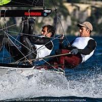 Vela, l'impresa di Ferrarese e Galati: vincono il Campionato italiano classi