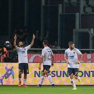 Il Lecce con Farias e Mancosu espugna Torino: primi tre punti per la squadra di Liverani