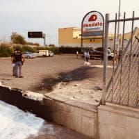 Bari, la spaccata alla stazione di servizio finisce contro il muro: due arrestati. Complici in fuga