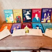 Ogni 5 pasti in regalo un classico della letteratura, a Bari l'iniziativa
