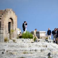 James Bond in Puglia, Daniel Craig sul set di Gravina