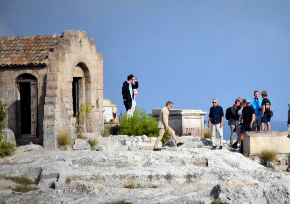 James Bond In Puglia Daniel Craig Sul Set Di Gravina La Repubblica