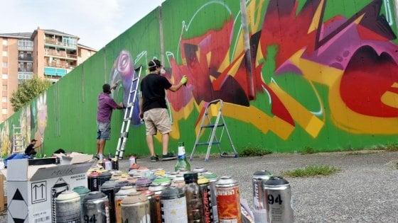 Street art, la Puglia finanzia i writer: 450mila euro per i murales in luoghi pubblici e periferie