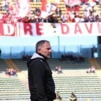 Calcio, il Bari dà l'addio a Cornacchini: decisiva sconfitta con il Francavilla.