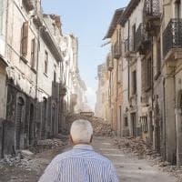 Terremoto senza fine, a Matera la fotografia racconta 50 anni di Italia fragile