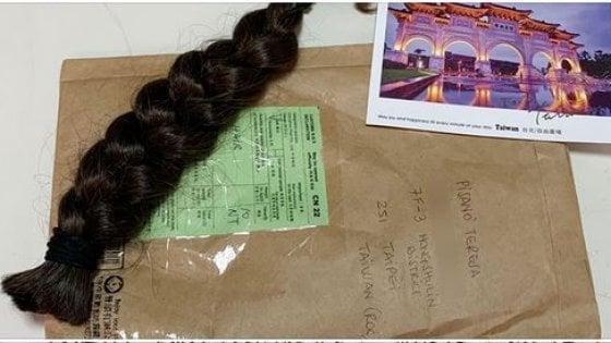 Regalano i propri capelli per le donne che sfidano il cancro: a Bari donazioni da tutto il mondo per le parrucche solidali