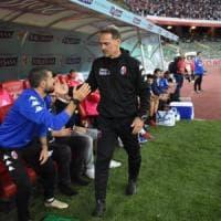 Calcio, per il Bari 1-1 in casa con il Monopoli: il debutto di Vivarini