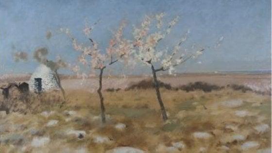 In viaggio con De Nittis, all'aeroporto di Bari una mostra dedicata al pittore impressionista