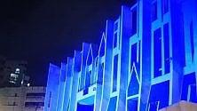 Taranto, la concattedrale  blu per festival del design