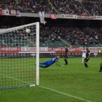 Il Bari va: due gol alla Ternana e ora vede la vetta. A segno Hamlili e